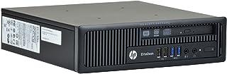 HP EliteDesk 800 G1 USDT Intel Quad Core i5 256 GB SSD, 8 GB de memoria, grabadora de DVD, grabadora de DVD profesional, o...