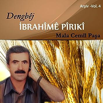 Mala Cemîl Paşa (Arşiv, Vol. 4)