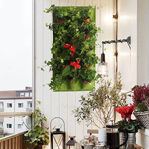 Pochettes de plantation verticales