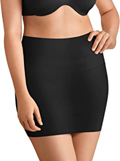 Flexees Womens DM0702 Tame Your Tummy Half Slip Half Slip