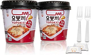 Best instant tteokbokki cup Reviews