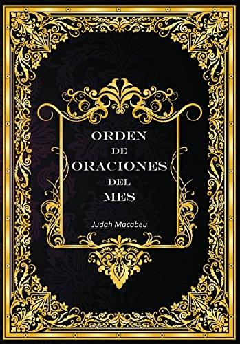 Orden de Oraciones del Mes