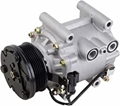 AC Compressor & A/C Clutch For Jaguar S-Type Ford Thunderbird Lincoln LS V8 - BuyAutoParts 60-00798NA New