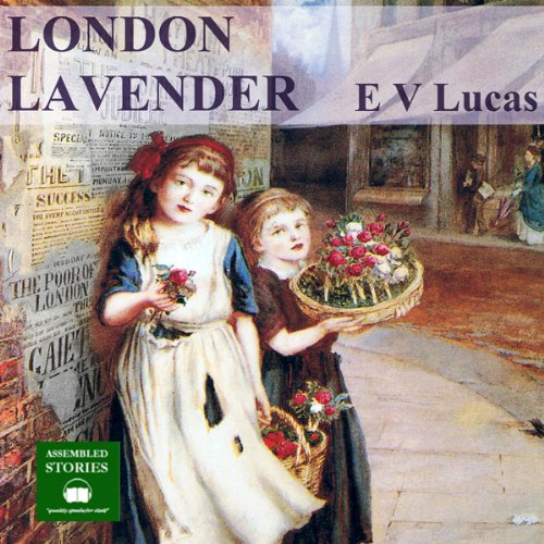 London Lavender audiobook cover art