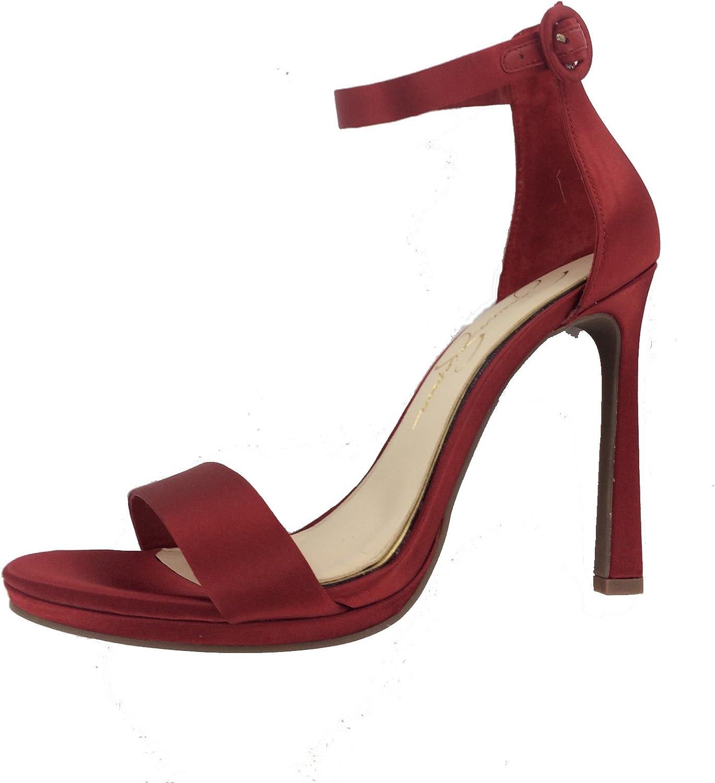 Jessica Simpson PRESSY Satin Platform Sandal