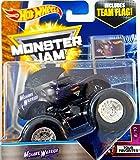 Hot Wheels Monster Jam Mohawk Warrior Team Flag Tour Favorites