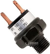 Vixen Horns 150-180 PSI Air Pressure Switch Tank Mount Type 1/4