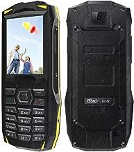 2019 Telefono Movil para Mayores, Blackview BV1000 de Bater