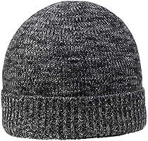 GIESSWEIN Merino Mütze Fatlarspitze - Umschlagmütze aus Merino-Wolle | Warme Strickmütze mit Fleece Innen-Futter |...