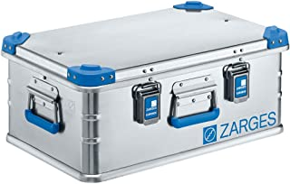 Zarges K440 Storage Containers, Aluminum Transport Case, Travel Accessories, Lock Box