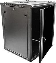 Best wall mount network server data cabinet Reviews