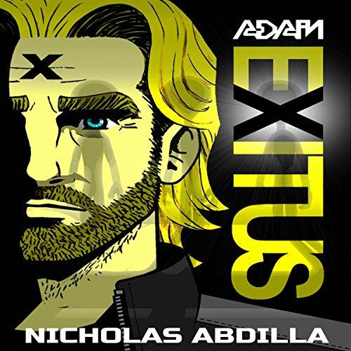 Adam Exitus: Book One audiobook cover art