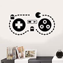 Holly LifePro Gamer Wall Decal Poster Lettering Wall Stickers Murals for Boys Bedroom Playroom Art Design Stickers Wall for Home Playroom,style3