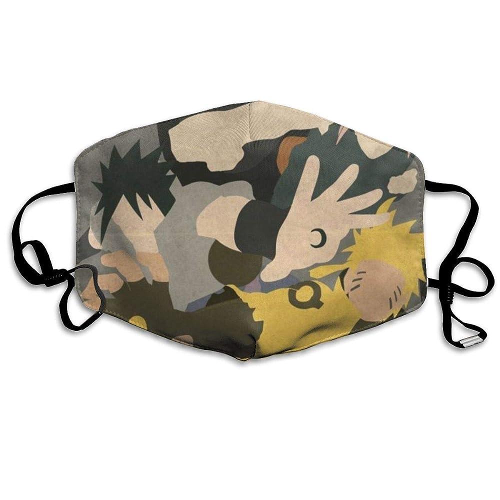 異邦人コンパイル羊飼いマスク ナルトとサスケ 立体構造マスク ファッションスタイル マスク ポリウレタン製 繰り返し使え 肌荒れしない 風邪対応風邪予防 男女兼用