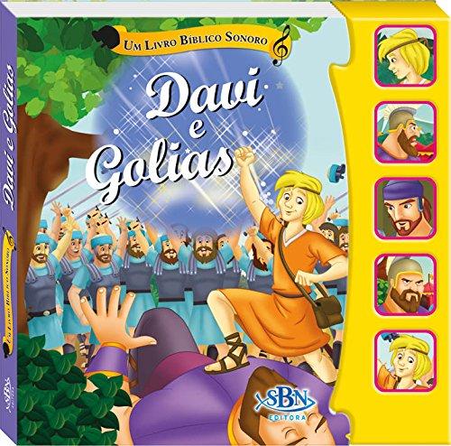 Davi e Golias. Um Livro Bíblico Sonoro