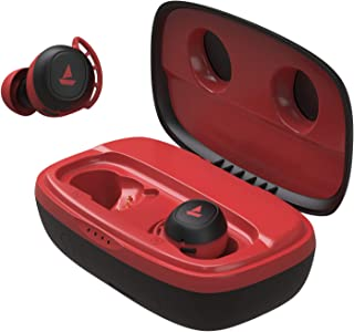boAt Airdopes 441 Pro TWS Ear-Buds with IWP Technology, Up to 150H Playback with Case, Power Bank Function, IPX7 Water Res...