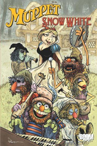 Muppet Snow White (Muppet Graphic Novels (Quality))