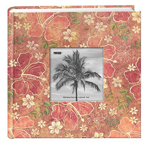 Travel Designer Photo Album, Tropical Hibiscus