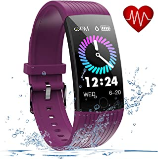Fitness Tracker, Activity Tracker with Heart Rate...