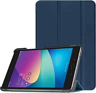 Fintie ASUS ZenPad Z8s (ZT582KL) Case - [SlimShell] Ultra Lightweight Stand Cover with Auto Wake/Sleep Feature for Verizon ASUS ZenPad Z8s 7.9 inch Tablet 2017 Release, Navy