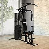 KLAR FIT Klarfit Ultimate Gym 3000 - Multiestación de musculación, Entrenamiento...