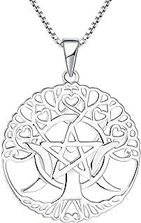 Suchergebnis auf für: pentagramm kette silber: Schmuck