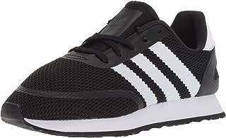 adidas Originals Unisex N-5923 C Sneaker, White/Black, 3 M US Little Kid