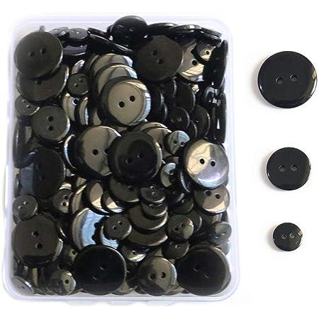 Kleiber - Botones de Camisa, tamaño pequeño, 40 Piezas, Color ...