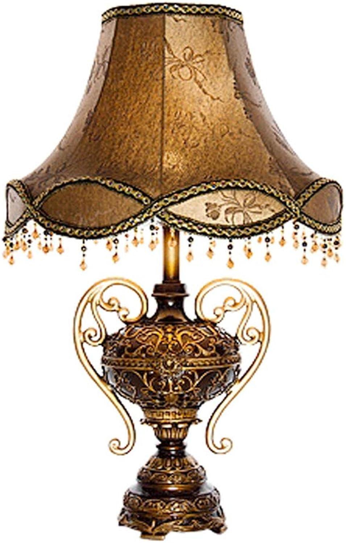 BNightstand-Lampe mit Fabrikschmalz und Resin.Bedside Table Lampe für Schlafzimmer, Wohnzimmer Modern, Büro, Kids,55  33cm