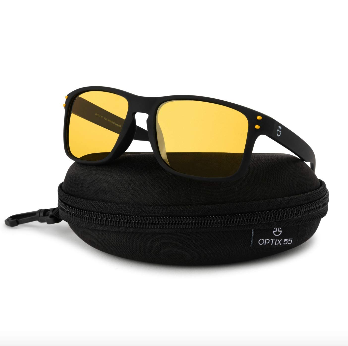 Optix 55 Anti Glare Polarized Yellow Tinted