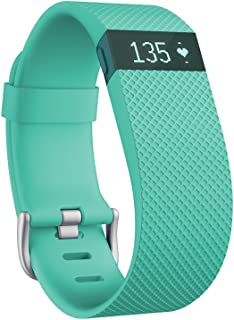 Fitbit Charge HR Wireless Activity Wristband, Large