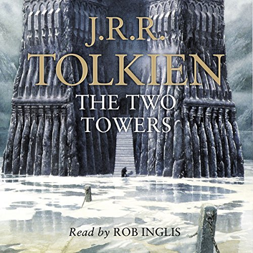 The Two Towers     The Lord of the Rings, Book 2              By:                                                                                                                                 J. R. R. Tolkien                               Narrated by:                                                                                                                                 Rob Inglis                      Length: 16 hrs and 36 mins     3,512 ratings     Overall 4.8