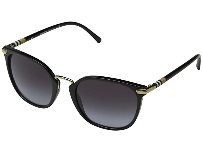 Burberry  0BE4262 (Black/Grey Gradient) Fashion Sunglasses