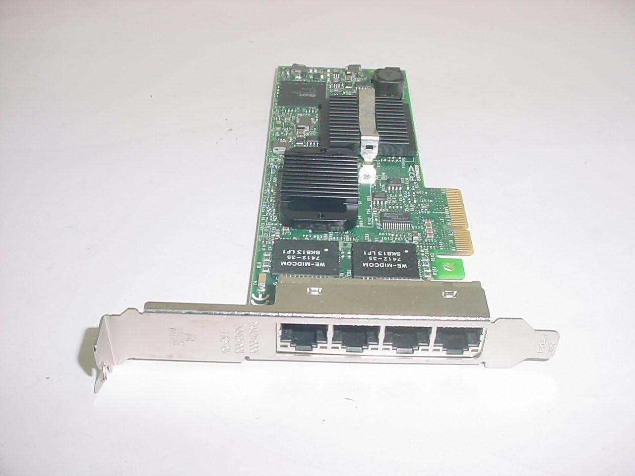 Dell Intel Super special price PRO 1000 VT Quad Port Adapter New Free Shipping with LP PCI-E Bo Server