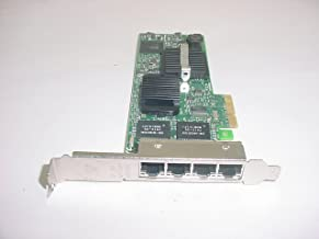 Dell Intel PRO/1000 VT Quad Port Server Adapter LP PCI-E with Both BR