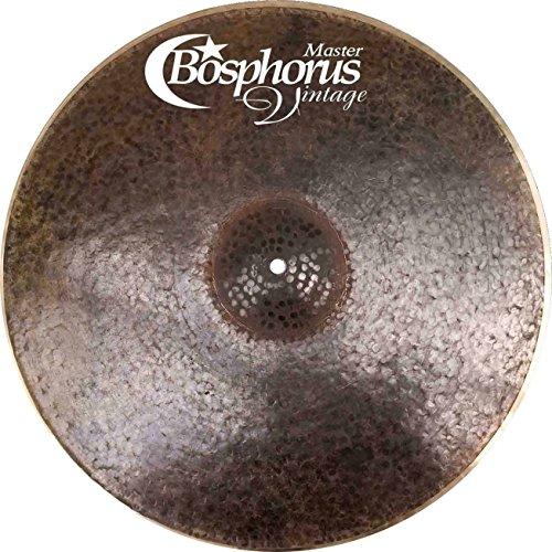 Bosphorus Cymbals MV20R 20-Inch Master Vintage Series Ride Cymbal