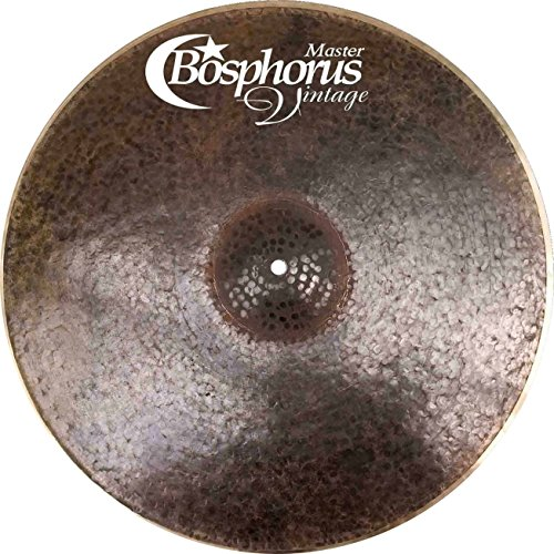 Bosphorus Cymbals MV20R 20-Inch Master Vintage Series Ride Cymbal