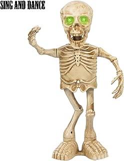 halloween dancing skeleton
