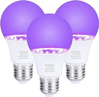 Best uv party light bulbs Reviews