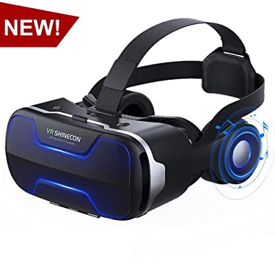 Virtual Reality Headsets VR Headset, VR SHINECO...