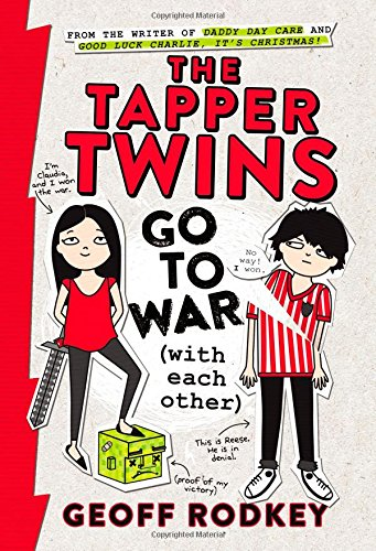 The Tapper Twins Go to War (With Each Other) (The Tapper Twins (1))