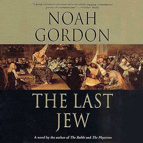 The Last Jew cover art