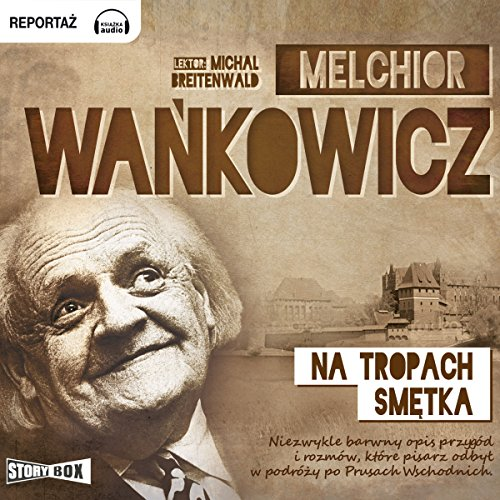 Na tropach Smetka audiobook cover art