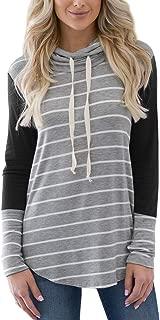 Women's Stripe Long Sleeve Shirt