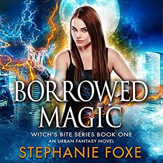 Borrowed Magic: An Urban Fantasy Novel cover art
