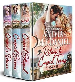 Return to Cupid, Texas Series Box Set: Books 1-3 by [Sylvia McDaniel]