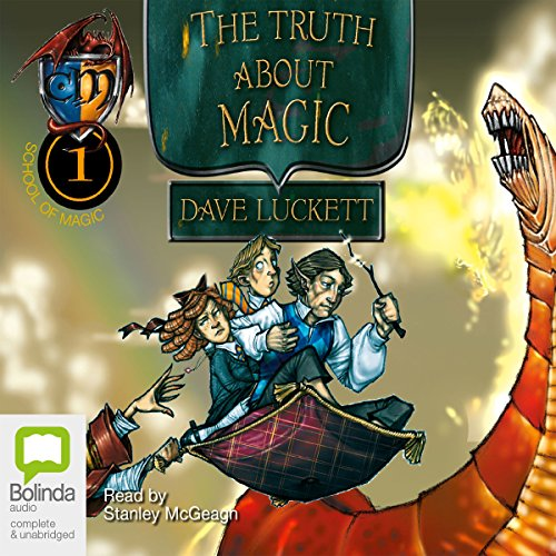 The Truth About Magic audiobook cover art