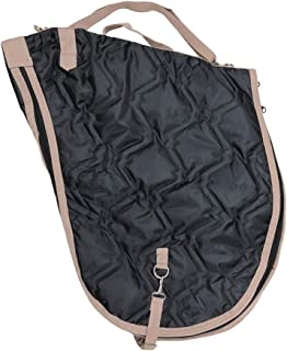 AJ Tack All Purpose English Horse Saddle Carrier Cover Travel Case Bag Padded