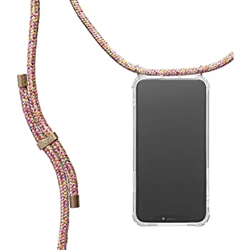 KNOK Crossbody Phone Case for iPhone 11 Pro Max - Mobile Neck Holder Phone Case with Strap - Lanyard Phone Holder - Phone Necklace (iPhone 11 Pro Max, Unicorn)