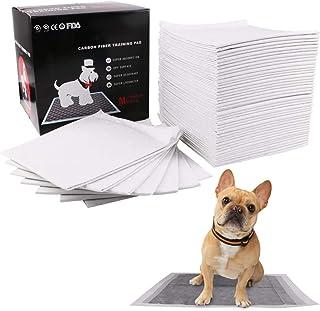 RCRuning-EU Toallitas de Entrenamiento para Mascotas Empapadores de Adiestramiento para Perros 60 * 45cm,50 Pack